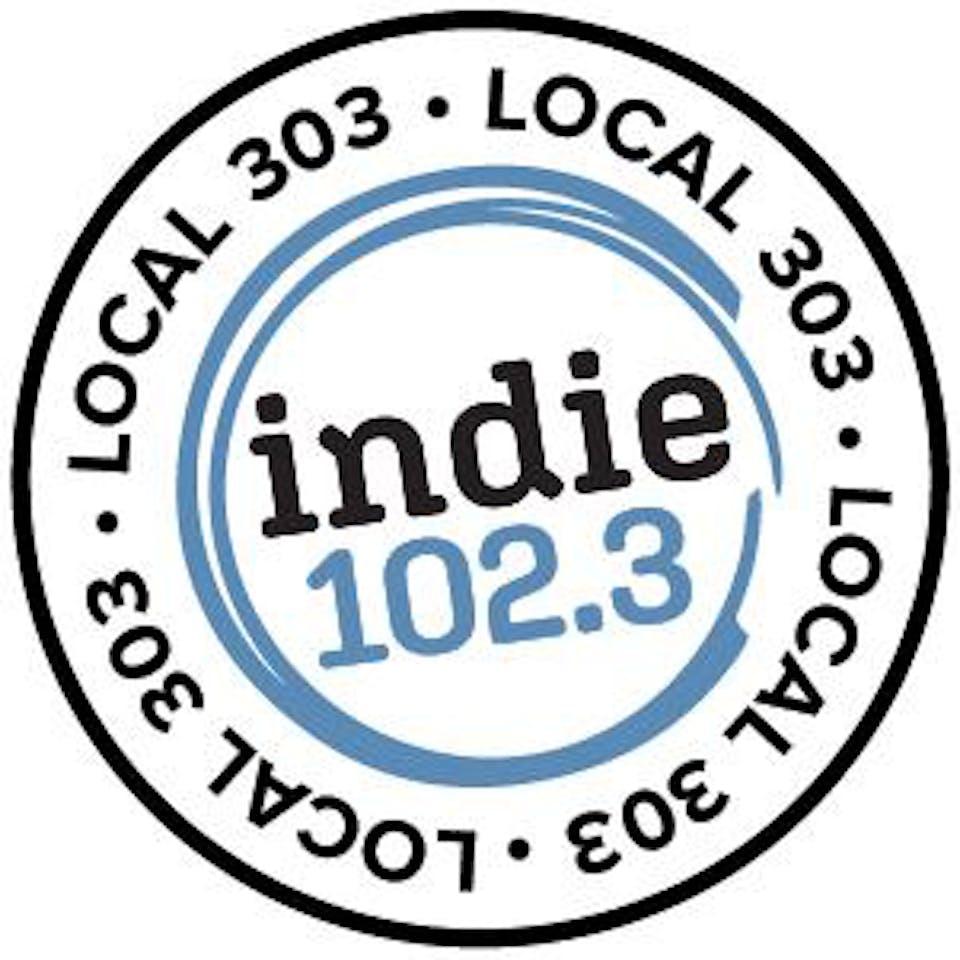 Indie 102.3 Local 303 Denver Meet Up - FREE EVENT