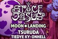 Space Jesus, Tsuruda, Tiedye Ky, Onhell