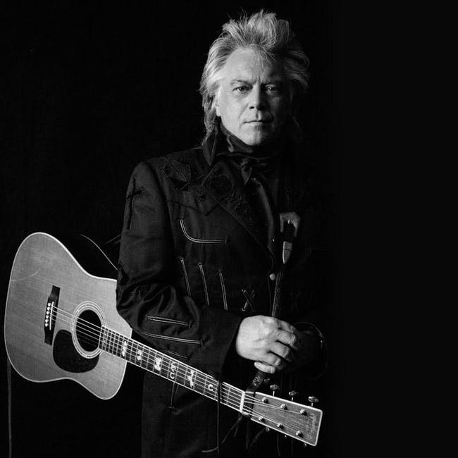 "Marty Stuart is ""The Pilgrim"""