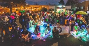 The Mysti Krewe Of Nimbus' Mardi Gras Party Feat. Too Loose Cajun / Zydeco