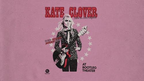 Kate Clover Residency