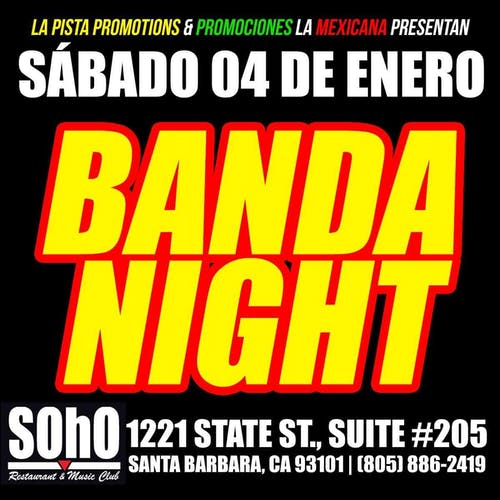 Banda Night