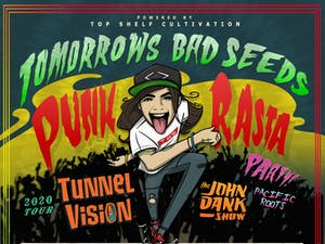 TOMORROWS BAD SEEDS PUNK RASTA PARTY