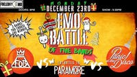 Emo Battle of The Bands at Brauer House