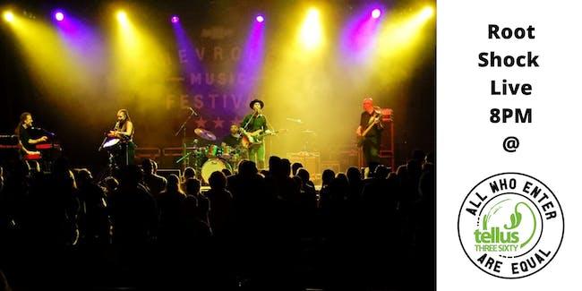 Root Shock // Kyle Hancock Band