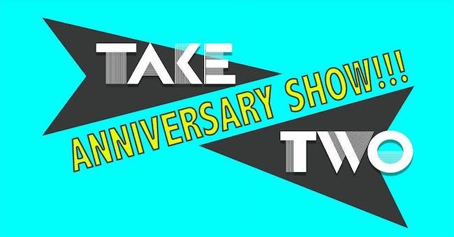 Take Two Storytelling: 4 Year Anniversary
