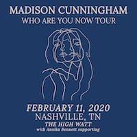 Madison Cunningham w/ Annika Bennett