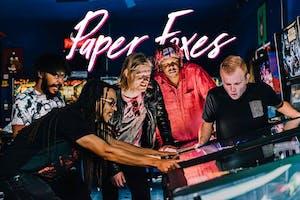 PAPER FOXES + CELEBRATION GUNS + THE RUNNER UP + SUR BLOCK