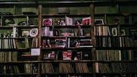 After Dark Vinyl Session in An Sibin