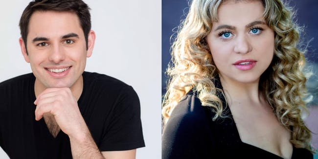 An Evening with Ariana Prappas and Constantine Pappas