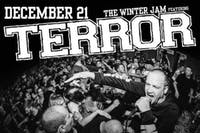 TERROR + DOWNPRESSER + THE BEAUTIFUL ONES + REDEEMER + EASY MONEY