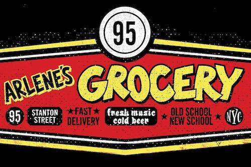 No Heat, Brass Queens, Alexis Corey Band, Jamie Burke at Arlene's Grocery
