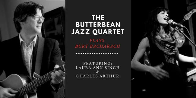 The Butterbean Jazz Quartet plays Burt Bacharach