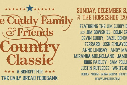 The Cuddy Family & Friends Country Classic