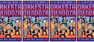 'Mambo Til Midnight' with Orkesta Mendoza