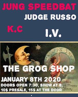 Jung Speedbat / Judge Russo / K.C / I.V.