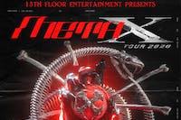The Meta X Tour 2020 Featuring Carnifex & 3Teeth