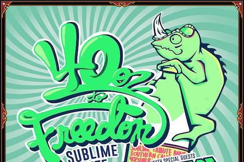 40oz To Freedom (Sublime Tribute w/Sabotage (Beastie Boy Tribute)