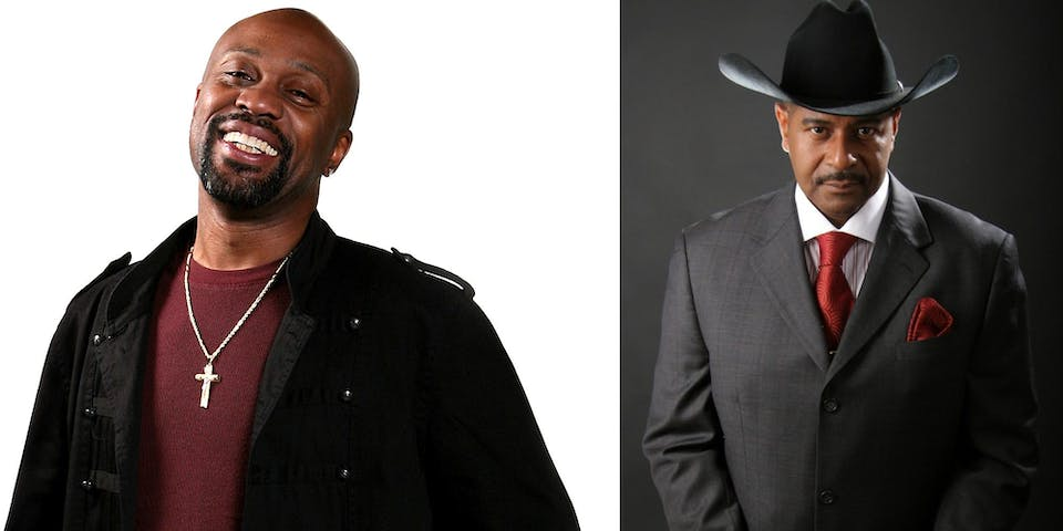 "Tony Woods & Friends with Special Guest Alonzo ""Hamburger"" Jones"