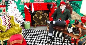 HIPSTER SANTA'S XMAS AF feat. SURF THROUGH DEATH + ANIMATRONIC + MORE!