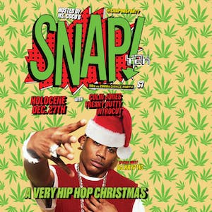 SNAP! Y2K: '90s vs '00s Dance Party - A Very Hip-Hop Christmas