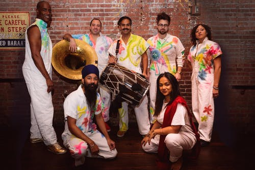 "Red Baraat ""Festival of Colors"""