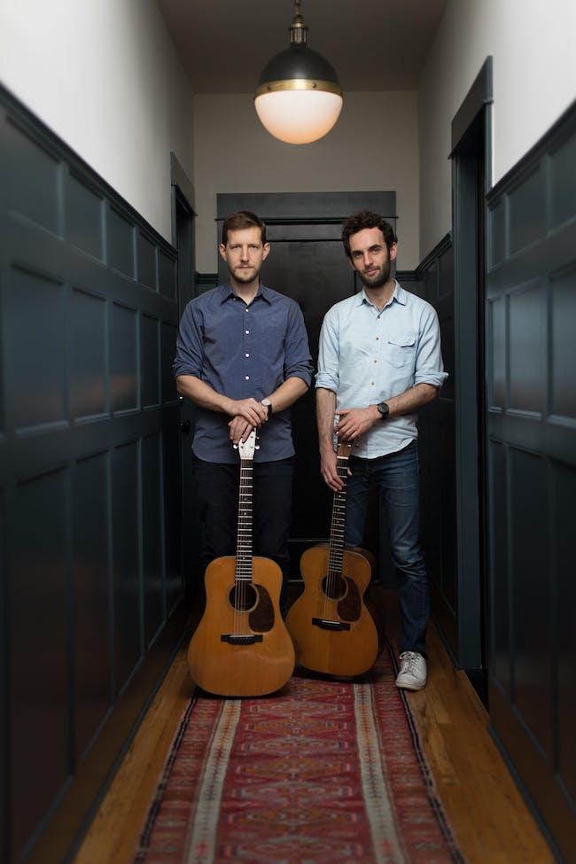 Julian Lage & Chris Eldridge