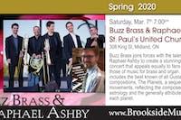 Buzz Brass & Raphael Ashby