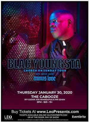 Blac Youngsta - Church On Sunday Tour