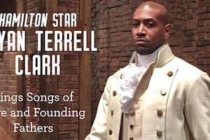 Hamilton star Bryan Terrell Clark - 4:00pm