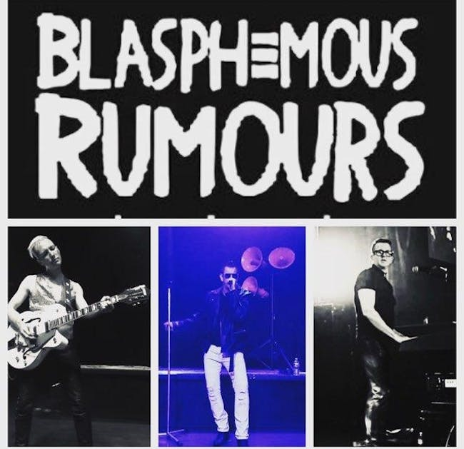 Depeche Mode Tribute by Blasphemous Rumours