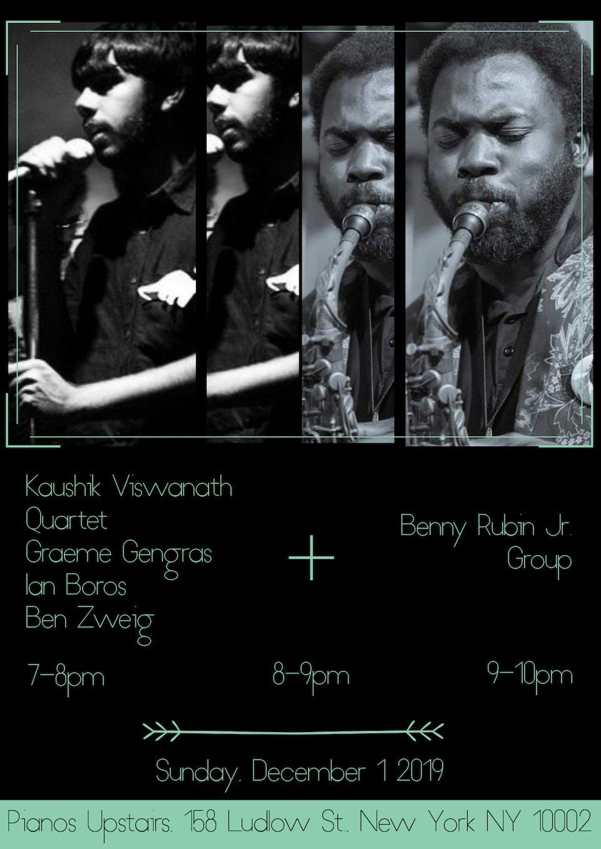 Jazz Night: Kaushik Viswanath