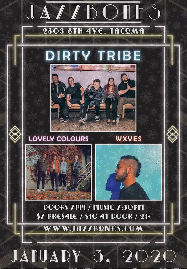 Dirty Tribe//Lovely Colours//WXVES