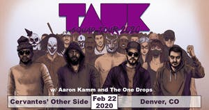 TAUK: Squad Tour 2020 w/ Aaron Kamm and The One Drops