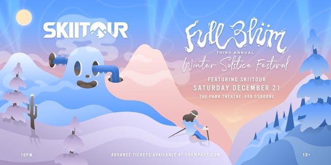 Full Blüm Winter Solstice Festival w/ Skii Tour