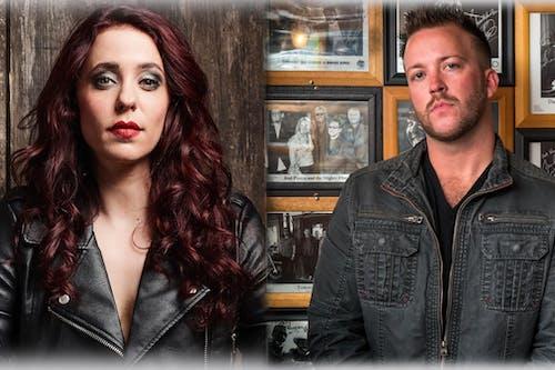 Danielle Nicole & Brandon Miller in the Legendary Gospel Lounge