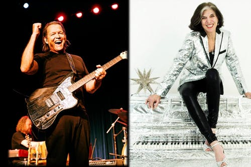 NEW DATE - Tommy Castro and Marcia Ball