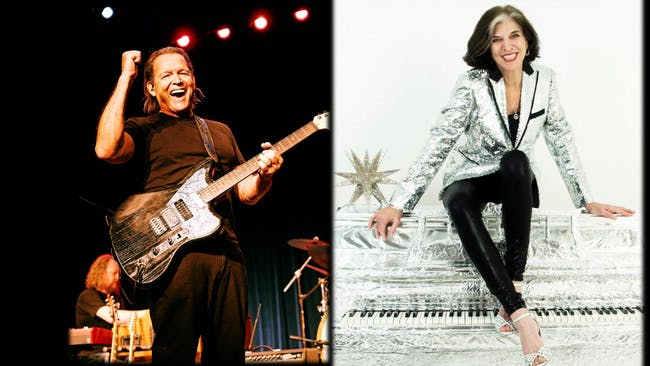 POSTPONED waiting on a new date/ Tommy Castro and Marcia Ball