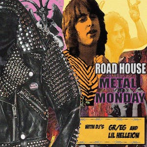 Roadhouse Metal Monday with GR/EG and Lil Helleion