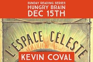 Sunday Reading Series: K. Coval, N. Mun, J. Steele