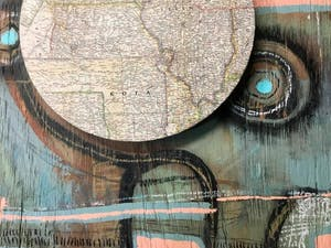 Trading Eyes: The Art of Scott White and Daniel Harris