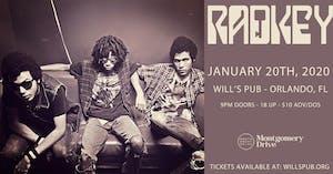 Radkey at Will's Pub