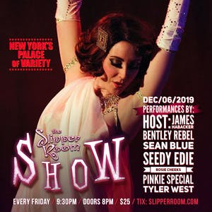The Slipper Room Show