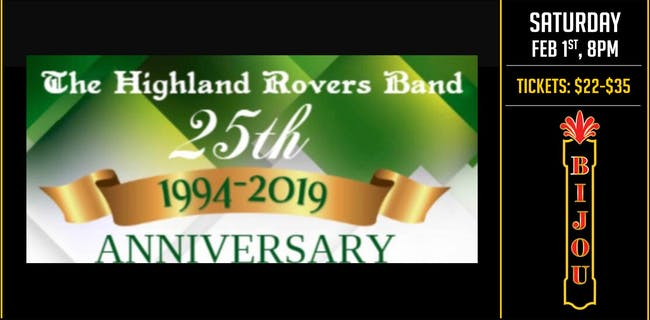 Highland Rovers Band