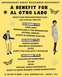 Las Chicas Tristes Residency Night #3 A Benefit for Al Otro Lado