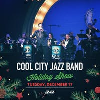 Cool City Jazz Band Holiday Show