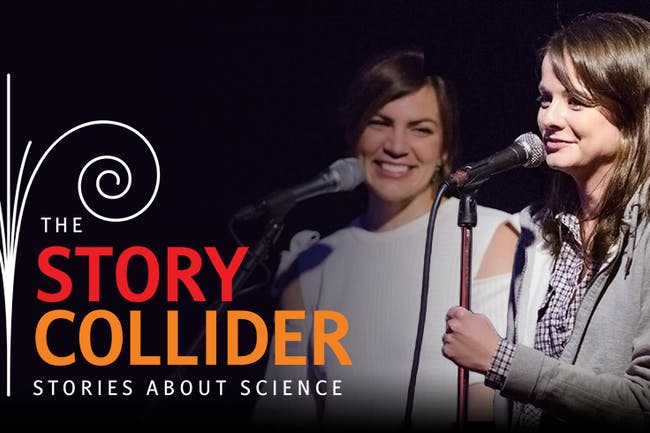 The Story Collider: The Power of Science!