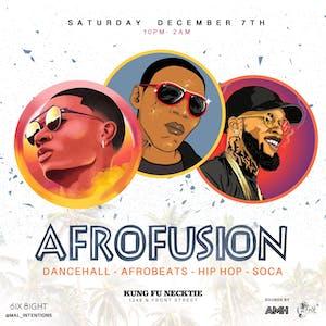 6ix 8ight Presents: Afrofusion