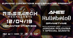 RE:Search feat. Ahee and Hullabalo0 w/ Grymetyme (LateSet), Jordan Polovina
