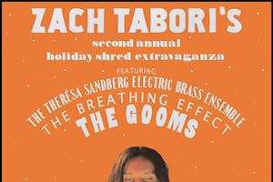 Zach Tabori's Second Annual Holiday Shred Extravaganza